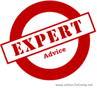expert-advice-letters-to-camp